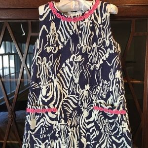 Girls Lily Pulitzer Dresses Sizes 6-8.